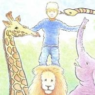 Een eigen dierentuin voor Tim